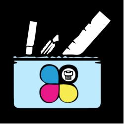 Astucci personalizzati e portapenne stampati con logo