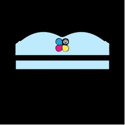 Coperte e plaid personalizzati stampati con logo