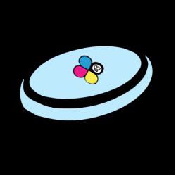 Frisbee personalizzati