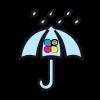 Ombrelli personalizzati stampati con logo