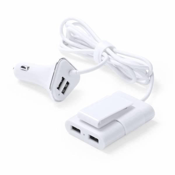 Caricatore Auto USB Yofren