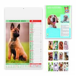 Calendari personalizzati CANI E GATTI - art. PA108