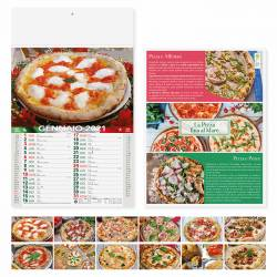 Calendari PIZZA - art. PA136
