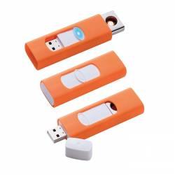 Accendini ricaricabile tramite USB Cod. Art. PE827