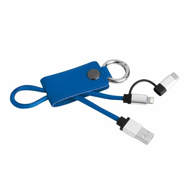CABLE RING Cavo portachiavi per smartphone Cod. Art. PF500