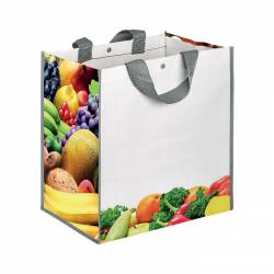 FRUITBOX Borsa shopping con soffietto Cod. Art. PG094FV