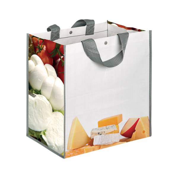 DAIRYBOX Borsa shopping con soffietto Cod. Art. PG094MF - Shopping Bags