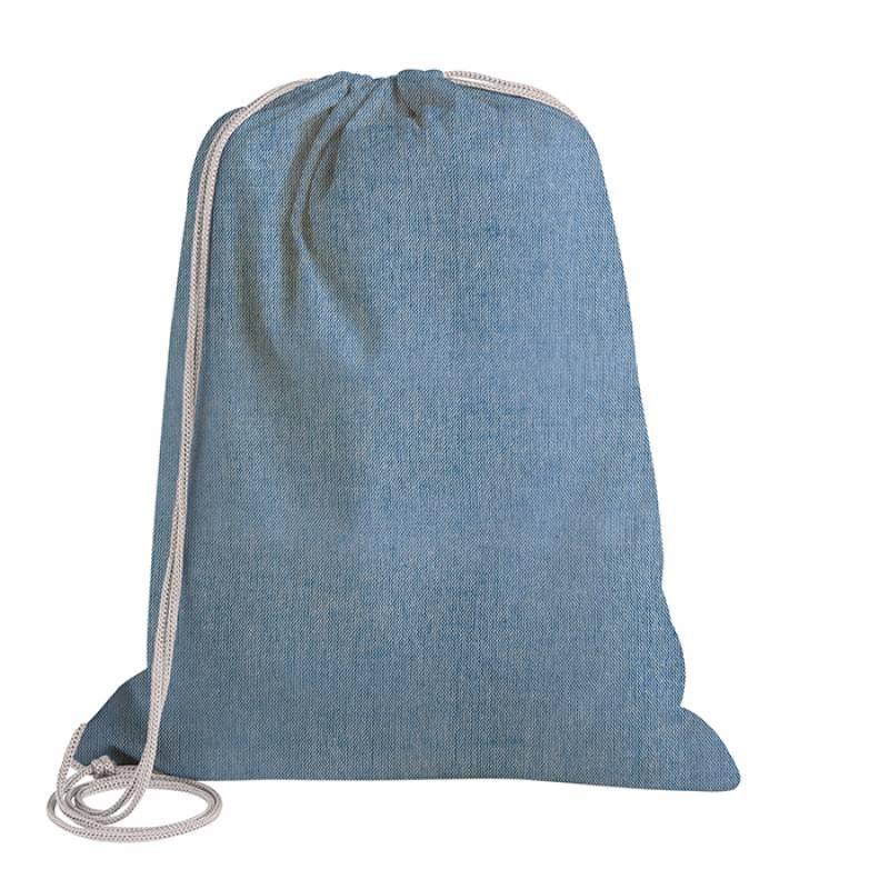 check-out 79025 1bcb9 MELISSA Sacca zaino 100% cotone riciclato Cod. Art. PG179