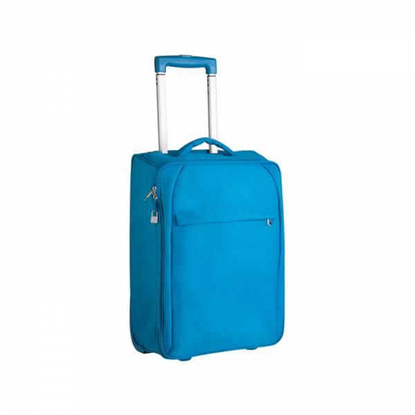CABIN Trolley da viaggio imbottito nylon 300D Cod. Art. PG220 - Tempo libero