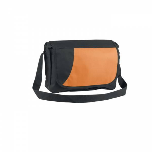 TRY Borsa portadocumenti bicolore nylon 600D Cod. Art. PH231 - Borse business