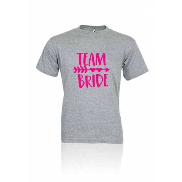 Maglietta Team Bride