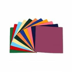Tovaglioli 2 veli - f.to 25 x 25 cm. - pz. 21.600 - colorati