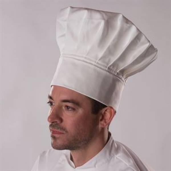 Copricapo chef personalizzati - cod. art. DE023 - Abbigliamento da lavoro