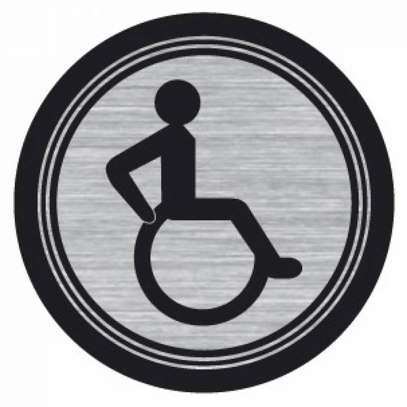 Cartello Wc Disabili Cod Art Fmd50v10 Cartelli Seg