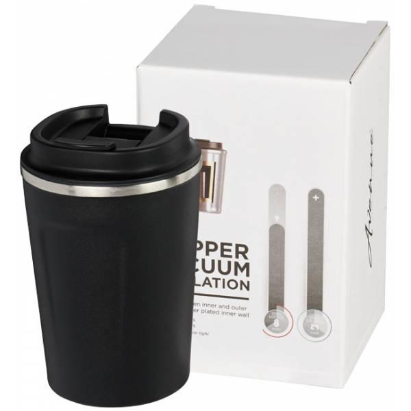 Bicchiere sottovuoto in rame a tenuta stagna da 360 ml Thor