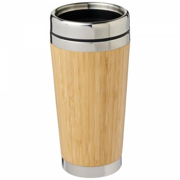 Bicchiere Bambus da 450 ml con esterno in bambù