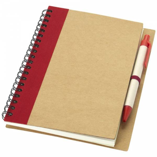 Notebook con penna Priestly - Block-Notes
