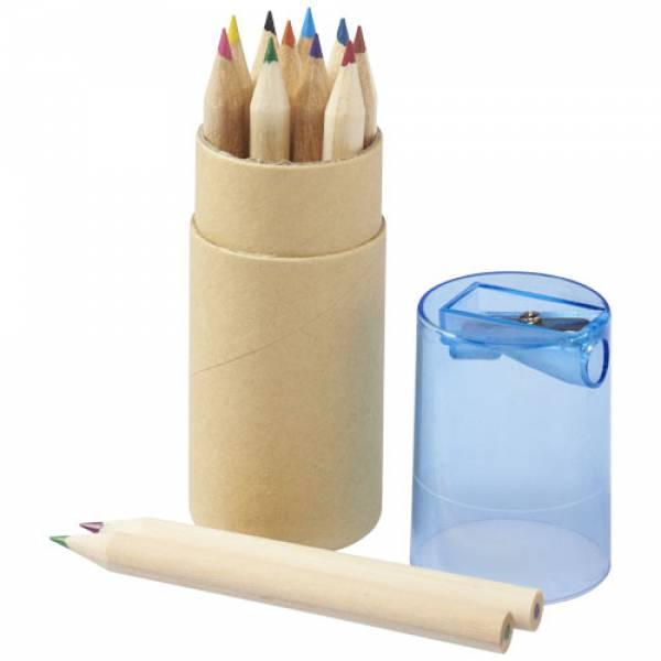 Set 12 matite colorate - Matite