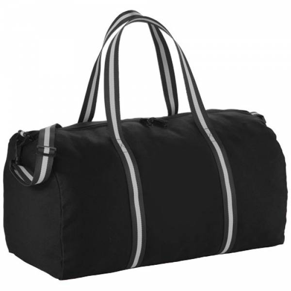 Borsa Duffel weekend in cotone - Shopping Bags