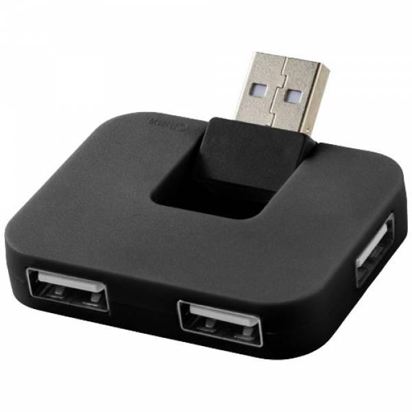 Hub USB a 4 porte Gaia - Office