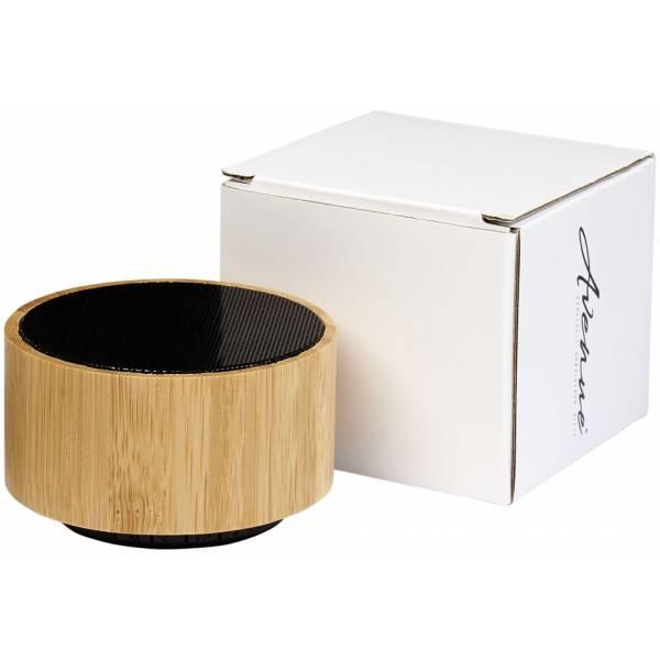 Altoparlante Bluetooth® in bambù Cosmos