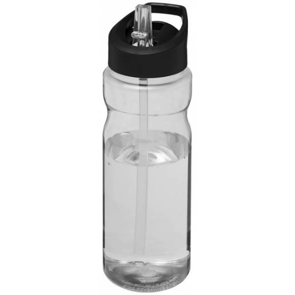 Borraccia sportiva H2O Base® da 650 ml con coperchio con beccuccio