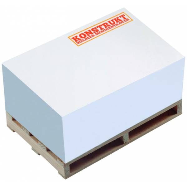 Blocco di foglietti promemoria 2B Pallet Block-Mate®