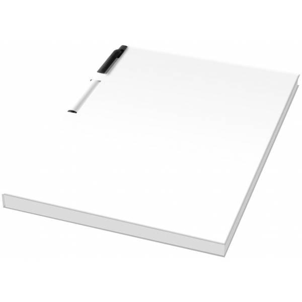 Pacchetto Essential per conferenza con block notes A5 e penna