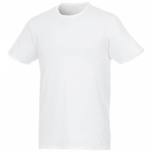T-shirt Jade da uomo a manica corta in tessuto riciclato