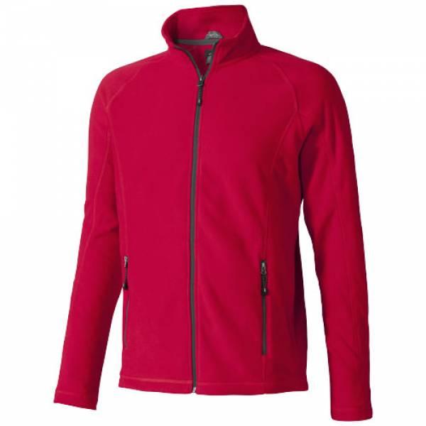 Felpa zip intera polyfleece Rixford - Abbigliamento