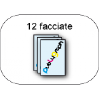 Cataloghi f.to A5 chiuso - 12 facciate